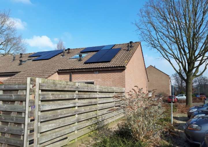 bespaarpartnwer willemsoord 6x trina mb 295 Hr solar 3.6 collector