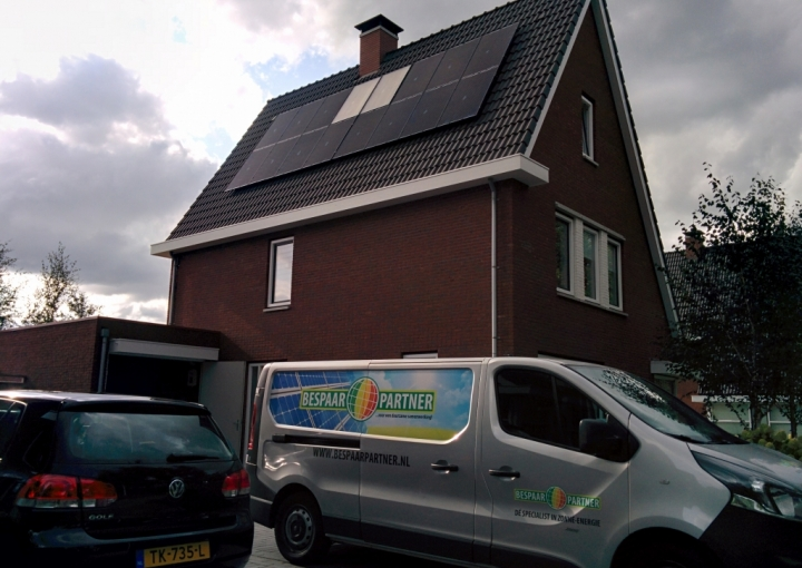 Meppel 14x Q Cells MB 295 2x HR Solar 16 zonnecollector2