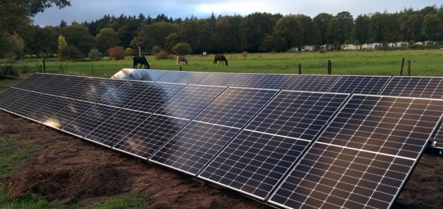 Doldersum 24x Q Cells duo wb 325Wp zonnepanelen bespaarpartner